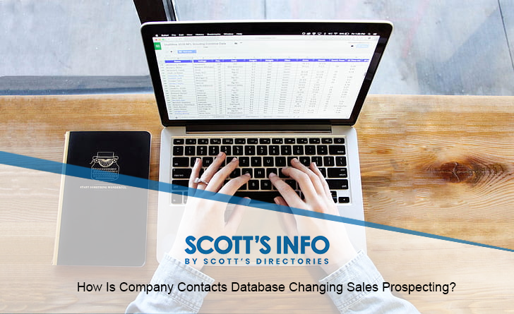 business contacts database